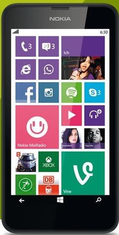 Nokia Lumia 630 Dual Sim für 89€ bei ( Base )