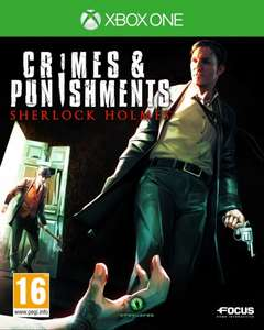 [SMDV.de] Sherlock Homes: Crimes & Punishments PS4/XB1 für 42,65€