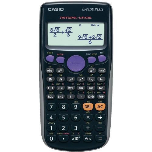 Taschenrechner Casio FX-82 DE PLUS versandkostenfrei