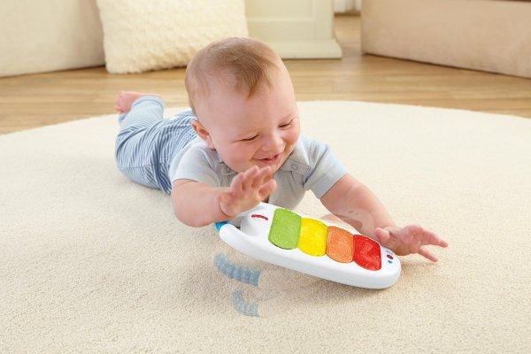 Fisher-Price Babys erstes Xylofon mit Licht und Musik / Mattel BLT38 / 10,02€ oder 13,02€ / Idealo ab 17,49€