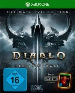 Diablo III: Reaper of Souls – Ultimate Evil Edition - (Indischen Xbox One Store)