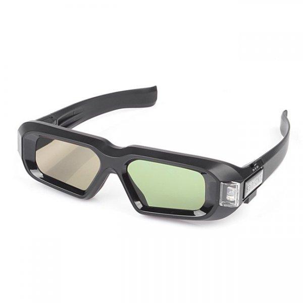 SainSonic Zebra 144Hz 3D-Brille DLP für BenQ Vivitek Optoma Acer ViewSonic Projektor 17.5€
