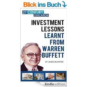 Kindle: Investment Lessons Learnt From Warren buffett @Amazon