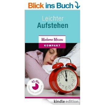 """Gratis-eBook: """"Leichter aufstehen"""" (kindle)"""