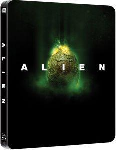 Blu-ray Steelbook Sale - z B. Alien Steelbook Blu-ray für 8,90€ @Zavvi.com