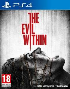 The Evil Within PS4 (with Fighting Chance DLC)
