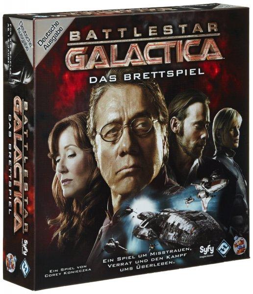 [spiele-offensive] Brettspiel/Gesellschaftsspiel Battlestar Galactica (Heidelberger) & Pegasus / Exodus / Götterdämmerung Erweiterung je 21,49 // King Of Tokyo für 18,09 // Neukunden noch günstiger