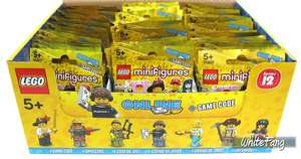 Lego 71007 Minifiguren (Minifigures Series 12) für 1,99€ bei Kaisers