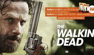 The Walking Dead Halloween Special, S05 E01 & E02 in ausgewählten Cinemaxx Kinos