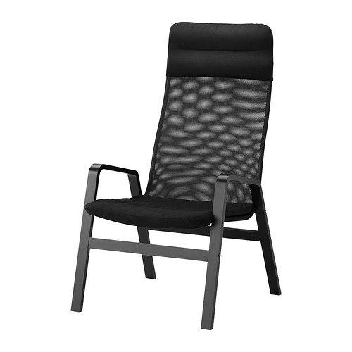 [lokal-Walldorf] Ikea Sessel NOLBYN in schwarz für 19€ statt 49€ [IKEA FAMILY]