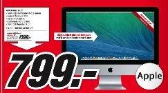 """[Lokal) Apple iMac 21,5"""" (MF883D/A) für 799,- @MM Stuttgart Milaneo Center"""
