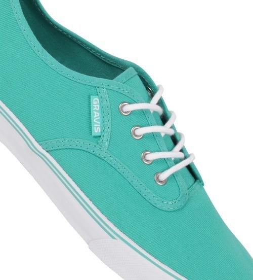 [planetsports] GRAVIS Slymz teal Sneakers / Schuhe Gr. 39-45,5
