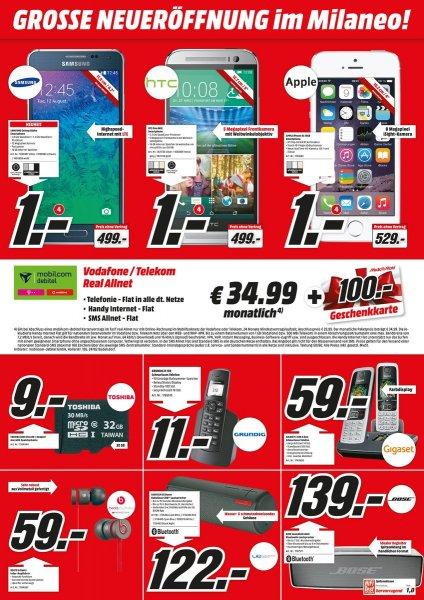 Bose Soundlink Mini Lokal Media Markt Milaneo Stuttgart
