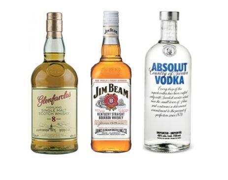 [CITTI] Glenfarclas 8 Jahre 0,7l 40% für 18,99€ / Jim Beam  0,7l 40% für 8,98€ / Absolut Vodka 0,7l 40% für 9,98€ mit CITTI-Card