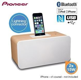 Pioneer 2x15W Wireless Lautsprecher mit Bluetooth nur 99,95€