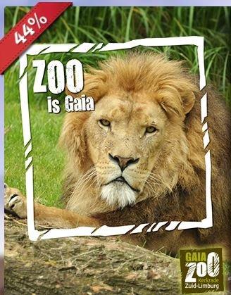 Günstige Tickets für den GaiaZoo (Kerkrade/NL) bei Socialdeal