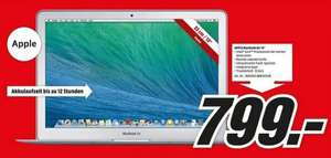 @ Lokal Stuttgart - MacBook Air MD761 256GB Flash für 799€