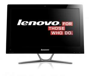 "[Comtech.de] Lenovo IdeaCentre C455 57321848 54,6cm (21.5"") All-in-One PC schwarz inkl. Vsk für 419 €"