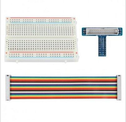 T-Cobbler GPIO Breakout Kit für Raspberry Pi  5,99 € (50% Rabatt) + Kostenloser Versand
