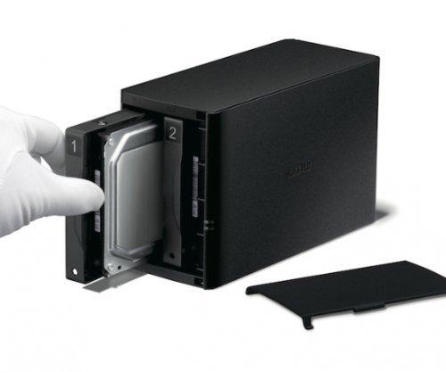 [Amazon Blitzangebote 8. Oktober] Buffalo LS220D0202-EU LinkStation 220 NAS-System 2TB (2x 1TB HDD, 1x Gigabit RAID 0/1, SATA)