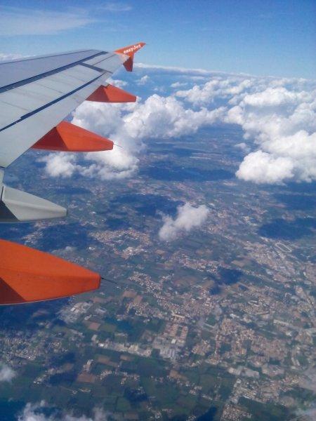 Rom eine Woche 16-23. Nov ab Hamburg, Easyjet + Hostel