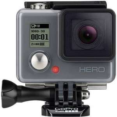 GoPro Action Cam HERO für 114,99€ inkl. Versand