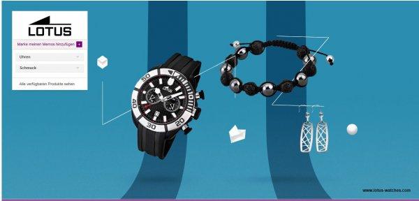 Lotus Uhren und Schmuck Verkauf@vente-privee nur bis 12.10