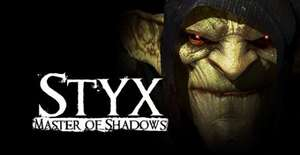 Styx - Master of Shadows Xbox One Indien Store ~30% billiger