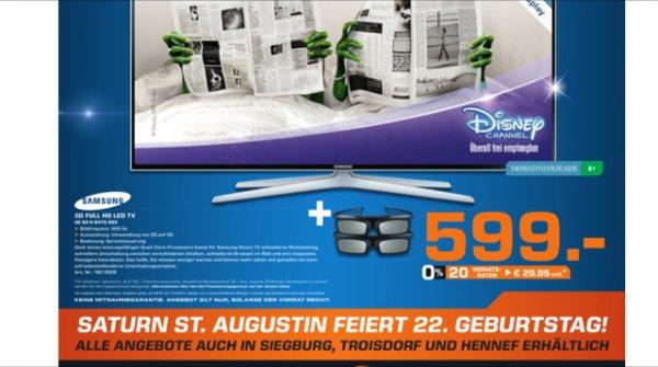 UE50H6470 bei Saturn 599€