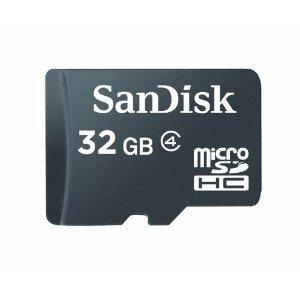 SanDisk microSDHC 32GB für 36,71€ inkl. Versand