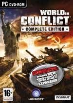 World in Conflict Complete Edition PC Amazon DE + Spez. Versand