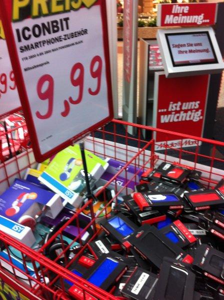 Iconbit Powerbank FTB 2800 versch. Farben 9,99€ Media Markt Kassel evtl nur lokal