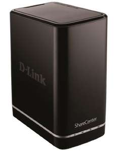 D-Link ShareCenter Cloud DNS-320L Leergehäuse für 59,72 € @Amazon.co.uk