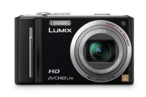 Panasonic Lumix DMC-TZ10 black für ~ 192 EUR bei Amazon UK