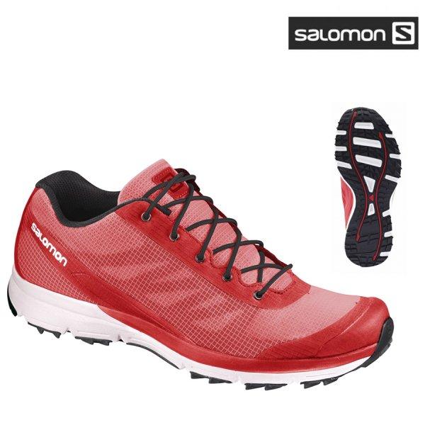 SALOMON Sportschuhe Trailrunningschuhe mit Gutscheincode jetzt 60% reduziert auf 50,95€