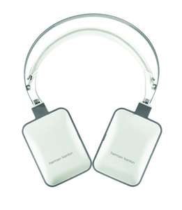 [amazon.de u. amazon.it] Harman Kardon CL Pre­mium Over-Ear-Kopf­hö­rer mit Mikro­fon/Apple iPhone Steue­rung weiß inkl. Vsk für 99,18 €