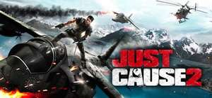 Just Cause 2 (Steam) für 2,40€