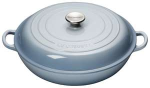 Le Creuset Coastal Blau 26cm Shallow Profitopf für 100,50 € @Amazon.it