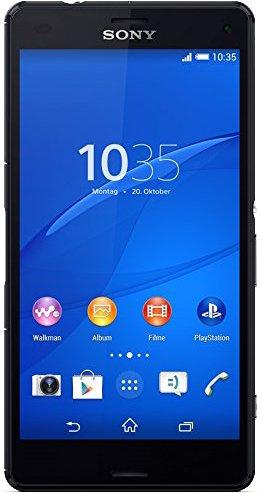 Sony Xperia Z3 Compact + Otelo Allnet-Flat M für 528,76€ [abzgl. Wechselgutschrift/Cashback 499,26€]