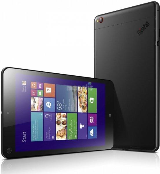Lenovo ThinkPad 8 128GB LTE Win8.1Pro für 399€ bei notebooksbilliger.de versandkostenfrei