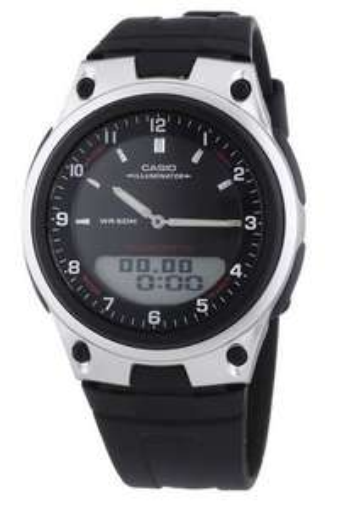 26,40€ Casio Collection Herren-Armbanduhr Analog / Digital Quarz AW-80-1AVES