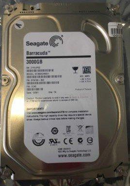 68,50€ Seagate Barracuda 7200 3TB -- Ebay geprüfte Händlerware