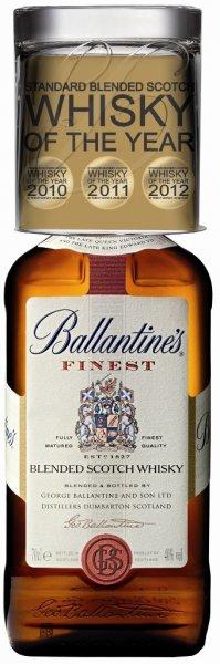 Ballantine`s für 7,99€ bei Netto ohne Hund mit 20% Gutschein