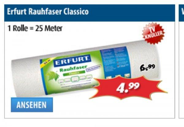Erfurt Rauhfaser Classicofür 4,99 €