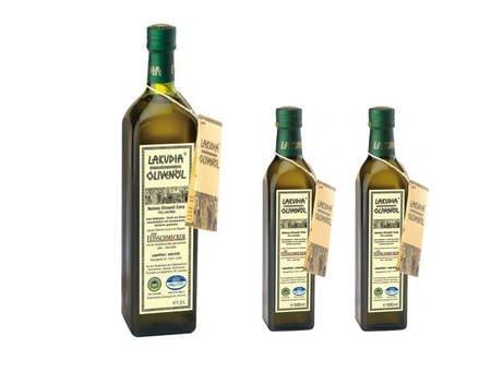 Lakudia Olivenöl 2L (1x1L, 2x0,5L) für 24,95 € @Meinpaket (UVP 39,46 €)