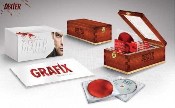 Dexter Bloodslide Box günstig für EMP Neukunden