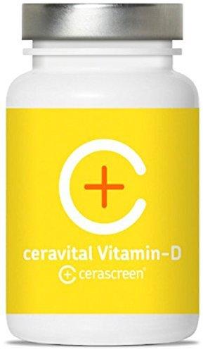 cerascren Vitamin D Kapseln 90 St. @Amazon