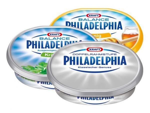 [KAUFLAND] KW42: Kraft Philadelphia Frischkäse versch. Sorten 175g für 0,69€