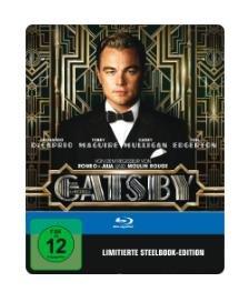 Der Große Gatsby (Steelbook) Blu-ray für 9,99€ @Saturn.de