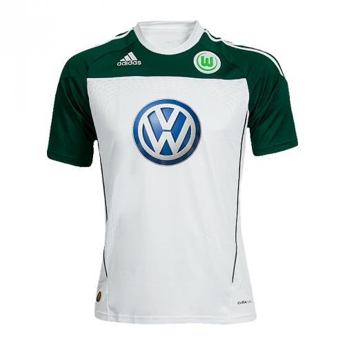 Adidas VfL Wolfsburg Heimtrikot 10/11 für 27,89 €
